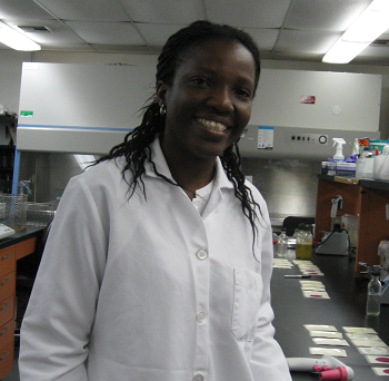 Image of former student Francisca Ansah