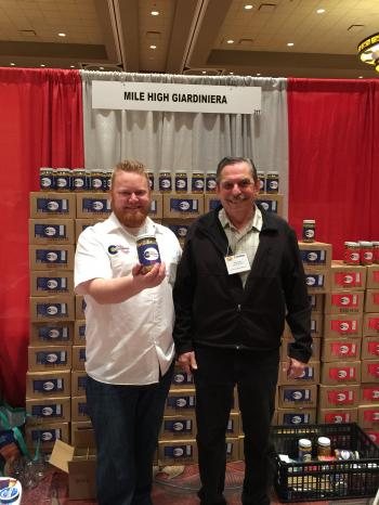 Image of Brendan O'Connor, Mile High Giardiniera with Dr. Fedio